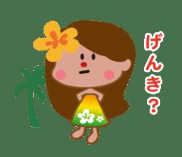 Coconut Girls sticker #5113764