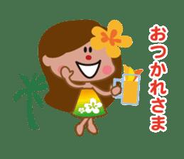 Coconut Girls sticker #5113765