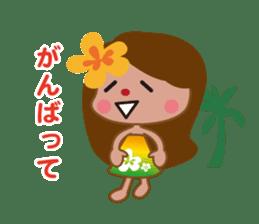 Coconut Girls sticker #5113769