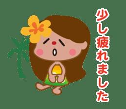 Coconut Girls sticker #5113770