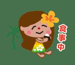 Coconut Girls sticker #5113773