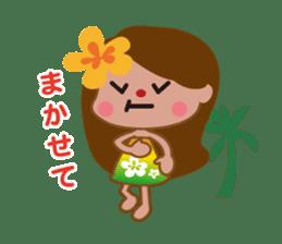 Coconut Girls sticker #5113775