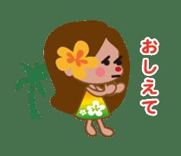 Coconut Girls sticker #5113776