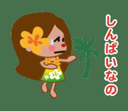 Coconut Girls sticker #5113777