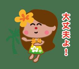 Coconut Girls sticker #5113781