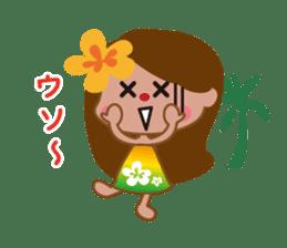 Coconut Girls sticker #5113784