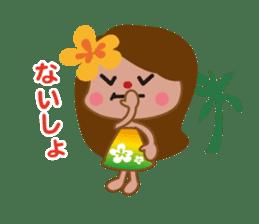 Coconut Girls sticker #5113785