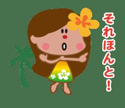 Coconut Girls sticker #5113787