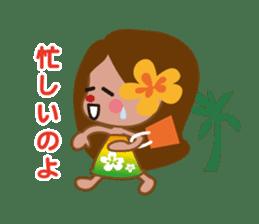 Coconut Girls sticker #5113789