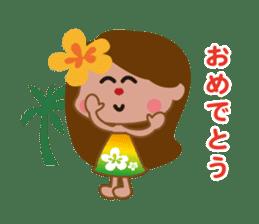 Coconut Girls sticker #5113790