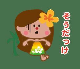 Coconut Girls sticker #5113791