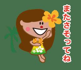 Coconut Girls sticker #5113794