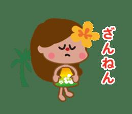 Coconut Girls sticker #5113796