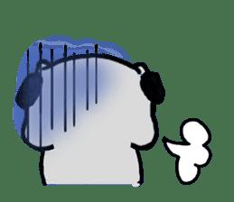 pug sticker6 sticker #5114100