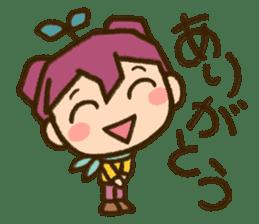 "Expressive""Mumu-chan""feelings sticker #5122959"