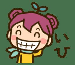 "Expressive""Mumu-chan""feelings sticker #5122969"