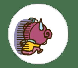 "Expressive""Mumu-chan""feelings sticker #5122973"