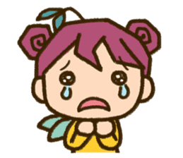 "Expressive""Mumu-chan""feelings sticker #5122977"