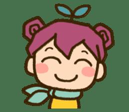 "Expressive""Mumu-chan""feelings sticker #5122978"