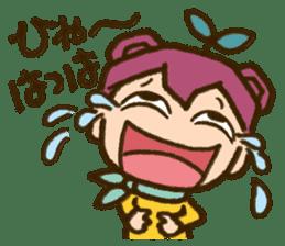 "Expressive""Mumu-chan""feelings sticker #5122981"