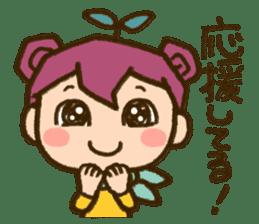 "Expressive""Mumu-chan""feelings sticker #5122982"