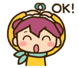 "Expressive""Mumu-chan""feelings sticker #5122990"