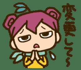 "Expressive""Mumu-chan""feelings sticker #5122992"