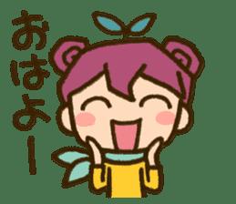"Expressive""Mumu-chan""feelings sticker #5122996"