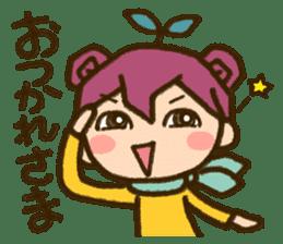 "Expressive""Mumu-chan""feelings sticker #5122997"
