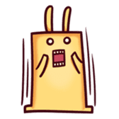 ToastRabbit sticker #5128079