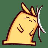 ToastRabbit sticker #5128081