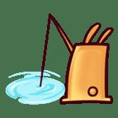 ToastRabbit sticker #5128111