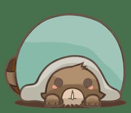 Bean cat sticker #5128429