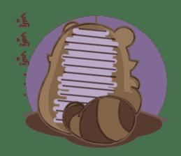 Bean cat sticker #5128431