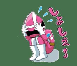 Nanyo Local Hero ARCADION sticker #5130925