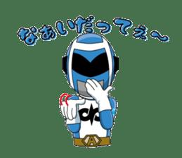 Nanyo Local Hero ARCADION sticker #5130929