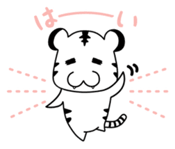 Cute! Funny dog and annoying cat sticker #5131021