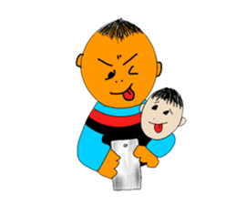 The Nerdy Guy sticker #5143558