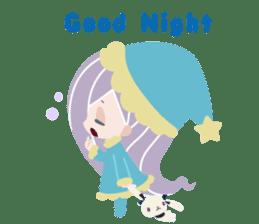 Spooktacular Girl Gabrielle sticker #5145234