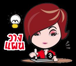 Tarot Predict Your Faith (Minor Arcana) sticker #5145729