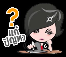 Tarot Predict Your Faith (Minor Arcana) sticker #5145733