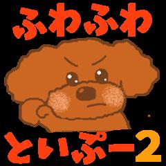 Fluffy Poodles 2