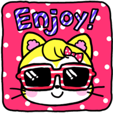 60's Cats! sticker #5148411