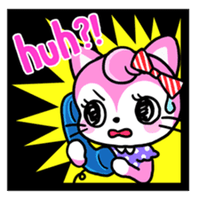 60's Cats! sticker #5148412