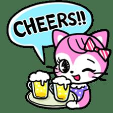 60's Cats! sticker #5148416