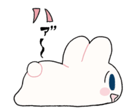 Usayoshi of Rabbit sticker #5149689