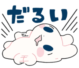 Usayoshi of Rabbit sticker #5149694