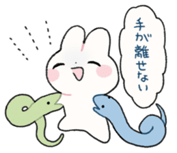 Usayoshi of Rabbit sticker #5149695