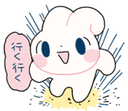 Usayoshi of Rabbit sticker #5149696