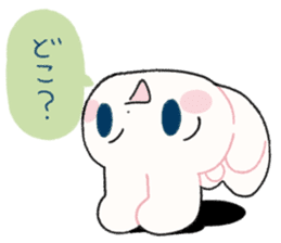Usayoshi of Rabbit sticker #5149697